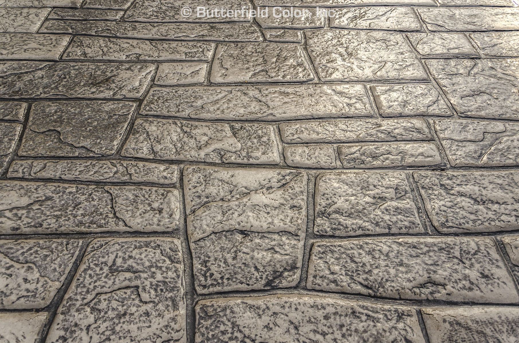 Butterfield Color Dublin Cobble Concrete Stamp