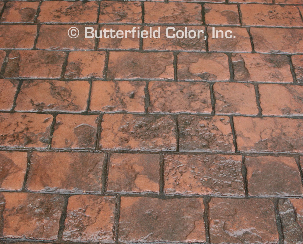 Butterfield Color Mayan Cobblestone Concrete Stamp