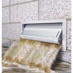 Smart Vent 1540-520 Insulated Flood Vent – Gray