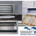 Smart Vent 1540-510 Dual Function Vent – Gray