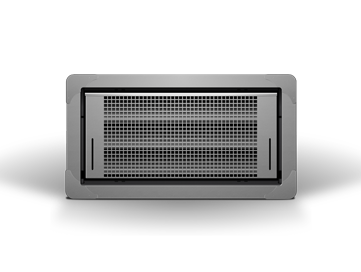 Smart Vent 1540-510 Dual Function Vent – Gray