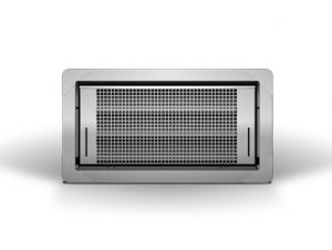 Smart Vent 1540-510 Dual Function Vent – Stainless Steel