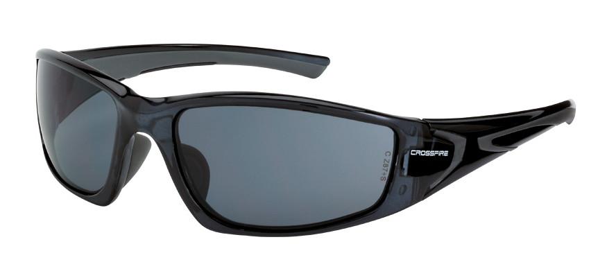 2d607c0bb3 Crossfire RPG Safety Glasses  Smoke Lens